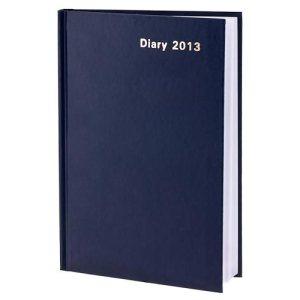 90748-Navy-Diary-A5-Hardbac